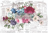 redesign Transferfolie Motiv  -  Imperial Garden