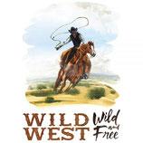 redesign Transferfolie Motiv  - Wild West