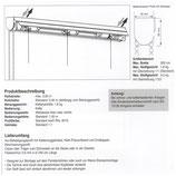 Raum² Raffrollotechnik Duo II Maßanfertigung bis 300cm