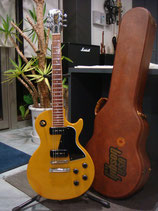 【中古品】GIBSON USA LP Special TV Yellow 1990年製