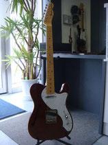 【中古品】Fender Japan TN-70 MAHO