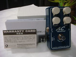 XOTIC AC BOOSTER LIMITED EDITION BLUE