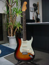 Fender Japan Exclusive Classic 60s Stratocaster 3TS
