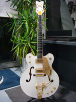 【中古品】GRETSCH G6136DC White Falcon Double Cutaway