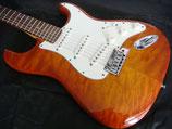 【中古品】Fender USA Custom Shop 2012 Custom Deluxe Stratocaster FH/R