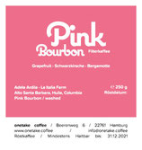 Super Edition - Kolumbien Pink Bourbon