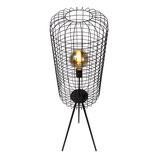 ESMEE - Stehlampe - Ø 31 cm - E27 - Schwarz Art.02705/31/30