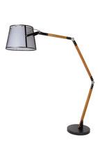 ALDGATE - Stehlampe - Ø 50 cm - E27 - Schwarz Art.20709/81/30