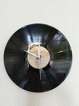 Vinyl Wanduhr