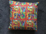 Chinese Crested Cushions (cushion included)