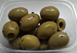 Olives Vertes Dénoyautées  Grèce