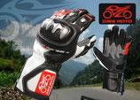 Racing Handschuh GP - schwarz weiss rot