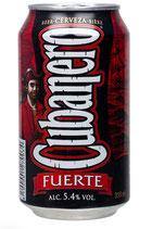 Cubanero Fuerte 3,5dl 5.4% Alc. Vol. VERFÜGBAR!!!