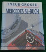 """Buch """"Das neue große Mercedes SL-Buch"""""""