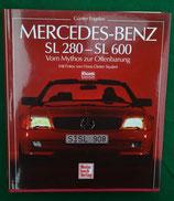"Buch ""Mercedes-Benz SL 280 - SL 600"""