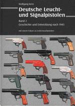 Deutsche Leucht- und Signalpistolen - Geschichte und Entwicklung nach 1945