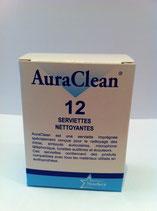 Lingettes AURA clean