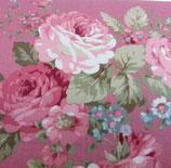 Tela flor rosa JP 123-20