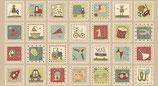 Tela patchwork GH82530-43