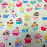 Tela retro bake cupcakes 1219Q