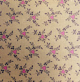 Marron flor rosa R51-1482-0113