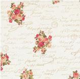 Flores y letras sf4507-398