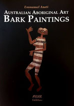 Australian Aboriginal Art - Bark Painting - Atelier Mostre IV - language: English