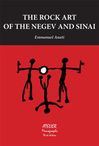 The Rock Art of the Negev and Sinai - Atelier Monographs IV - Language: English