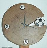 """Uhr """"Zeitfresser Fußball"""""""