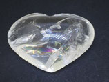 Coeur Cristal de Roche Ref: 3108COM