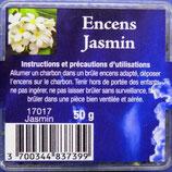 Encens naturel en grains Jasmin bpite 50 gr Ref 17017 JAS