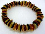 bracelet ambre chips mixte Ref: 2007