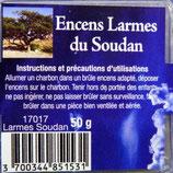 Encens naturel en grains Larme du Soudan Ref 17017SOU