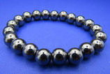 Bracelet Hématite perle 10mm Ref: 5364