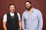 Photo Op Duo with Jason Manns & Rob Benedict