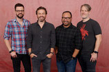 Photo Op Band with Louden Swain