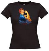 Shirt - #unnerum Power Mel