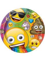 Emoji Partyteller