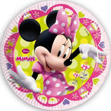 Minnie Mouse Bow Tique Partyteller