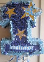Piñata 1st Birthday Boy