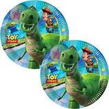 Toy Story kleine Partyteller