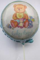 Baby Boy Mini Folienballon