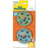 Muffinförmchen Minions