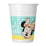 Minnie Mouse Summer Partybecher