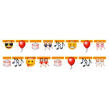 Emoji Girlande