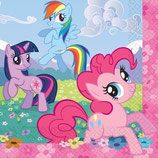 My little Pony Hasbro Servietten