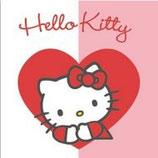 Hello Kitty Sweet Heart Servietten