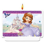 Sofia the First Geburtstagskerze