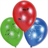 Angry Birds Film Latexballons