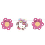 Hello Kitty Bamboo Girlande